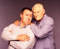 Gregor Fisher and Peter Vaughan